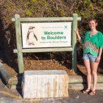Boulders Beach czyli plaża pingwinów